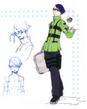 Persona 3 jin