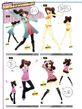 P4D Rise's Costume Coordinate 05