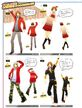 P4D Yosuke's Costume Coordinate 05