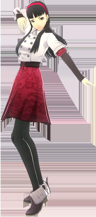 Image - P4D Yukiko Amagi Midwinter Outfit change free DLC.png | Megami Tensei Wiki | FANDOM ...
