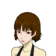 P5 animated expression of Makoto Niijima 01