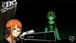 Futaba talking to her shadow self