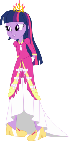 File:'Twilight Sparkle' (Princess Dress).png