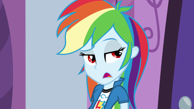 File:640px-Rainbow Dash disbelieving EG.png