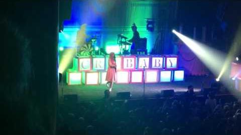 Pacify Her - Melanie Martinez Live at the Norva - 9 19 16