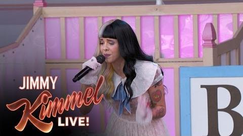 """Melanie Martinez Performs """"Pity Party"""""""