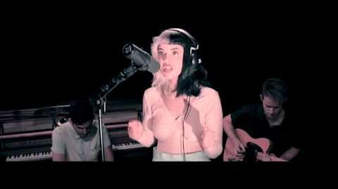 """A-Sides Presents Melanie Martinez """"Pity Party"""" Acoustic Session (9-20-2015)"""