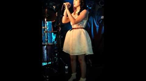 "Melanie Martinez performing ""Starring Role"" at Webster Hall"