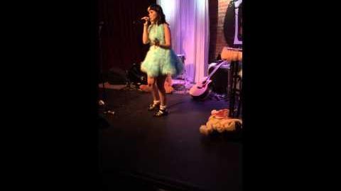 Melanie Martinez - Alphabet Boy - Live at The Lab (Dollhouse EP Tour)