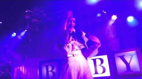 Melanie Martinez - Pity Party LIVE 03 31 16