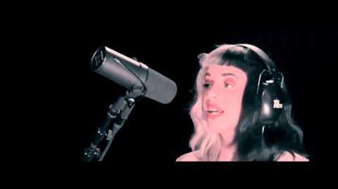 """A-Sides Presents Melanie Martinez """"Soap"""" Acoustic Session (9-20-2015)"""