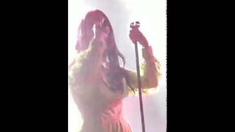 Mad Hatter Live- Melanie Martinez