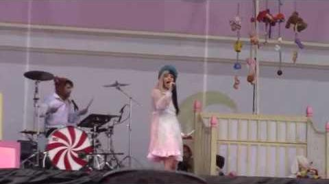 Milk and Cookies - Melanie Martinez (Lollapalooza)