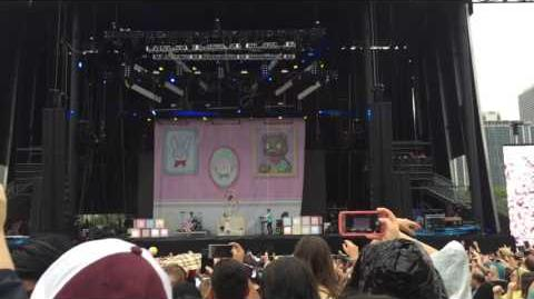 Pity party - melanie martinez lollapalooza chicago 2016