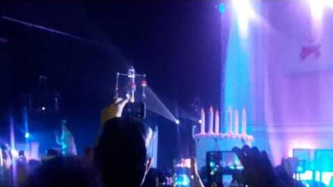 Dollhouse - Melanie Martinez (Las Vegas 10 21 16)