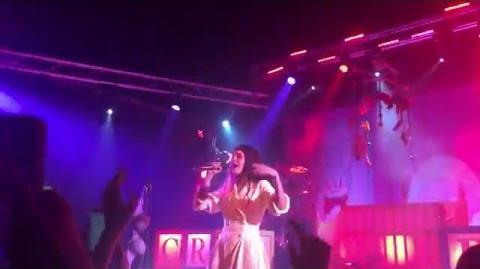 Melanie Martinez - Mad Hatter - Live - South Side Music Hall - Dallas TX - 4-9-16