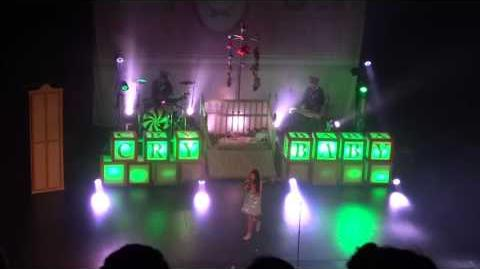 Training Wheels~Melanie Martinez; Cry Baby Tour, Milwaukee WI