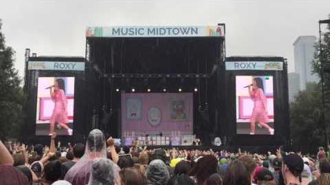 Melanie Martinez - Music Midtown ATL - Pity Party
