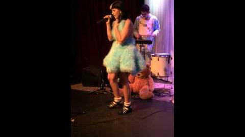 Melanie Martinez - Bittersweet Tragedy - Live at The Lab (Dollhouse EP Tour)
