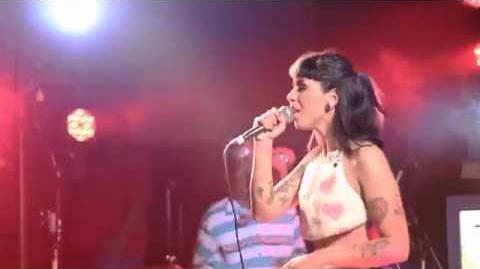 Melanie Martinez - Mad Hatter (Live HD, 250915)
