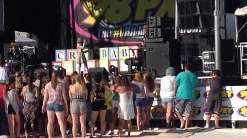 Crybaby - Melanie Martinez ( Summer Jam , 6 17 16 )