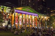 3. White Night Melbourne 2013. Photo Credit John Gollings