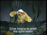 Enter the spirit realm
