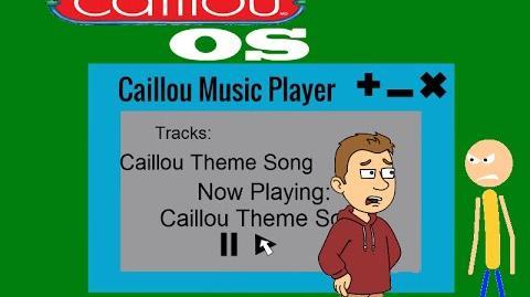 Caillou OS