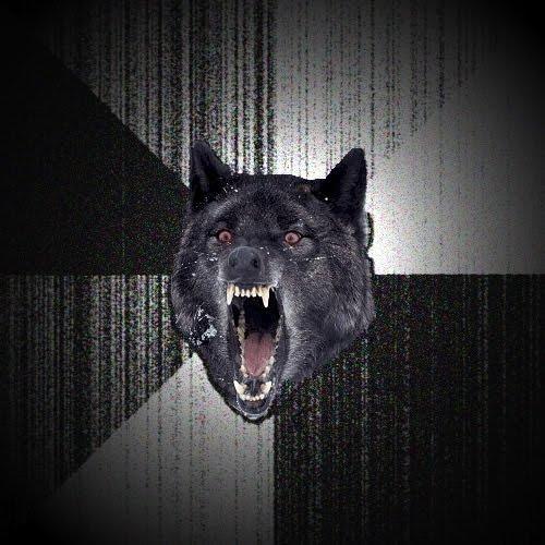 insanity wolf teh meme wiki fandom powered by wikia