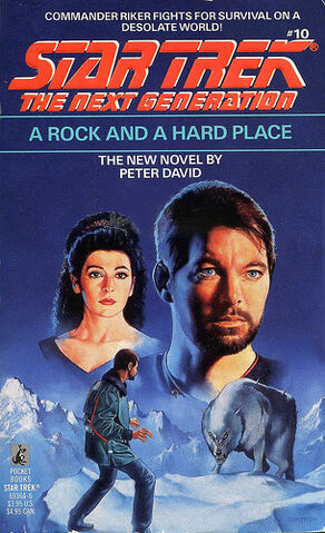 File:A Rock and a Hard Place cover.jpg