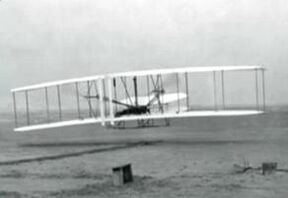 292px-Wright Flyer, The Cage.jpg