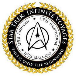 Infinite Voyages Logo