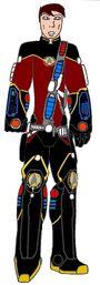 Imperial Federation Command Uniform 0024