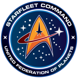 Starfleet Command logo 2409