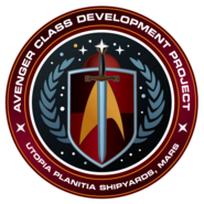 Avenger class patch by Thomas Morrone