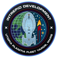 Intrepid class patch by Thomas Morrone
