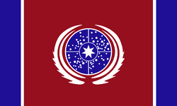 Imperial Commonwealth of Planets Flag