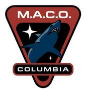 MACO insignia Columbia