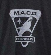 USS Franklin MACO