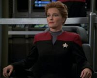 Janeway takes command