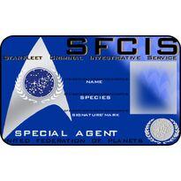 SCIS ID Card