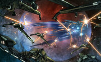 Narada vs the Klingons