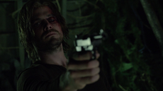 Oliver shoots Ivo rather than Sara doing it