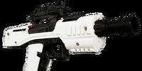 Der'kal blaster pistol
