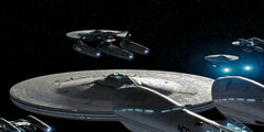 Vulcan task force fleet
