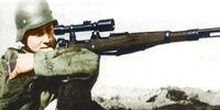 Francotirador (Alemán)