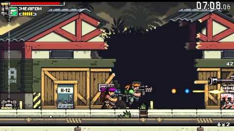 Mercenary Kings - Private - Kill a Raid Rover Mission