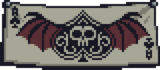 Banner Ace of Spades