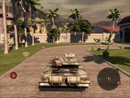 Iron Mountain Heavy Tank Rear