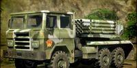 Armored Tiger MLRS